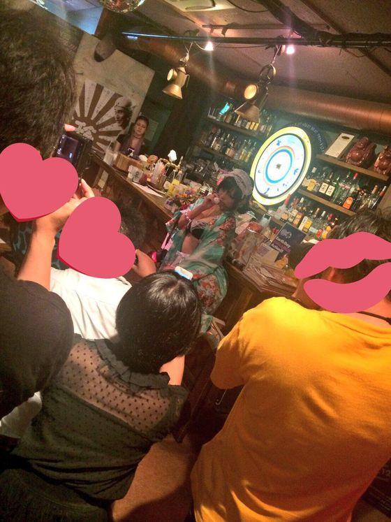 赤根京 下ネタイベントの下着姿Gカップ爆乳谷間 画像15枚 14