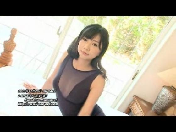 大貫彩香 Sunshine RomanceのDカップハミ乳キャプ 画像31枚 13