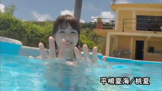 平嶋夏海 DVD桃夏のムチムチ下半身とFカップハミ乳キャプ 画像68枚 13