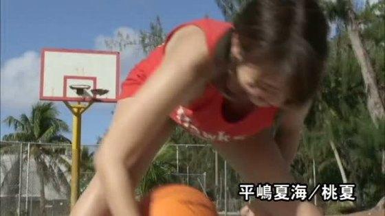 平嶋夏海 DVD桃夏のムチムチ下半身とFカップハミ乳キャプ 画像68枚 2