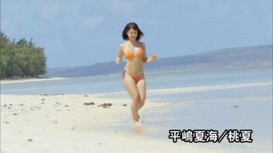 平嶋夏海 DVD桃夏のムチムチ下半身とFカップハミ乳キャプ 画像68枚 41