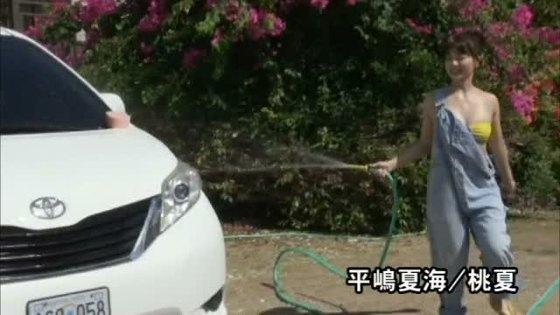 平嶋夏海 DVD桃夏のムチムチ下半身とFカップハミ乳キャプ 画像68枚 46