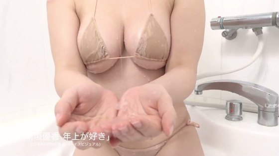 新垣優香 DVD年上が好きHカップノーブラハミ乳キャプ 画像55枚 25