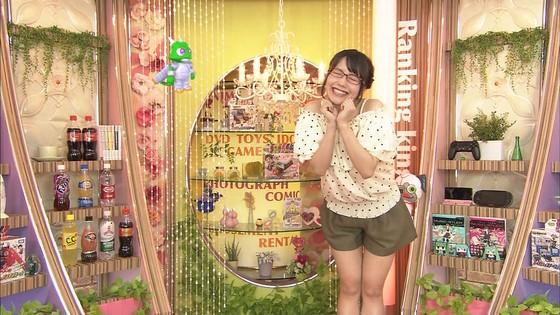 岸明日香 ランク王国のGカップ谷間&フェラ顔キャプ 画像29枚 19