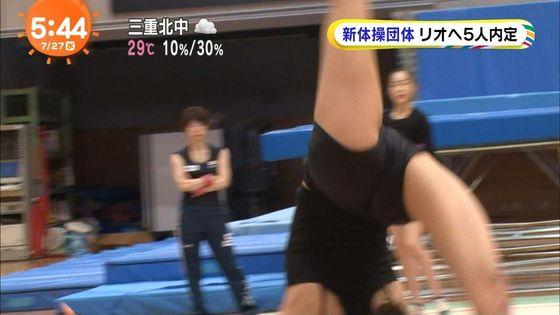 畠山愛理 全開腋を披露した新体操フェアリージャパンキャプ 画像24枚 12