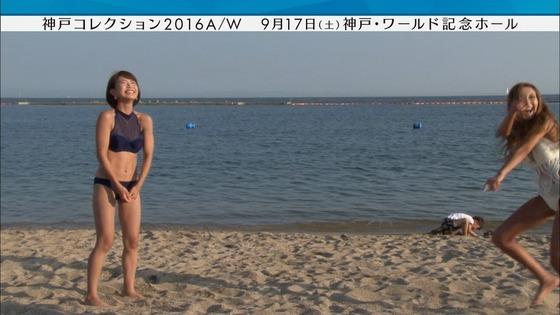 テレビ番組に映った素人ギャル達の水着姿キャプ 画像32枚 16