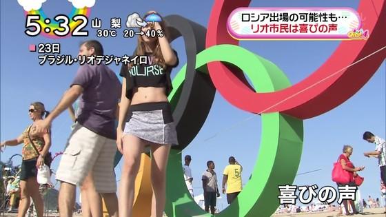 テレビ番組に映った素人ギャル達の水着姿キャプ 画像32枚 6