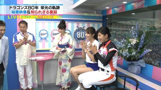 稲村亜美 太ももと美脚を披露したナゴヤドーム始球式キャプ 画像28枚 4