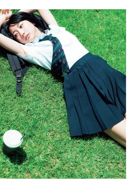 武田玲奈 マガジンのBカップ谷間&胸チラグラビア 画像57枚 18