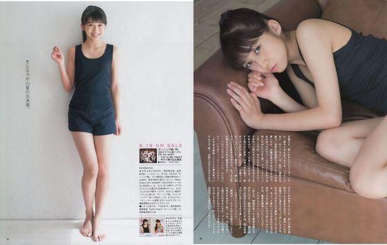 牧野真莉愛 ジョリ腋とツル腋の差が激しい美少女アイドル 画像15枚 15