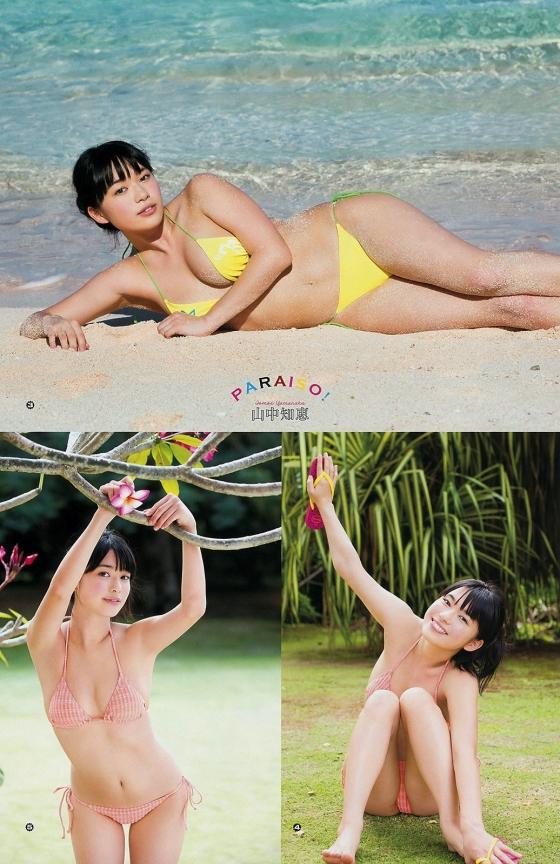 山中知恵 DVD夏物語のEカップハミ乳&マン筋キャプ 画像92枚 91