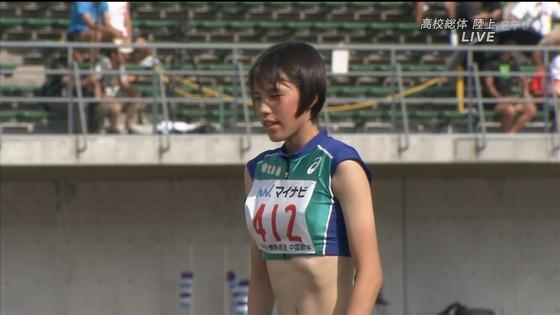 インターハイ女子陸上の筋肉質な太ももキャプ 画像37枚 9