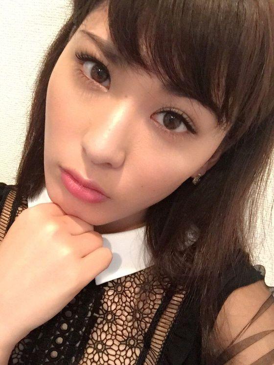 金子智美 変態競泳水着のFカップハミ乳自画撮り 画像51枚 8