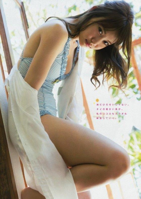 永尾まりや 週刊SPA!のナースコスプレ胸チラグラビア 画像26枚 22