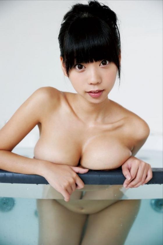 青山ひかる AH販促ソフマップイベントのIカップハミ乳 画像29枚 23