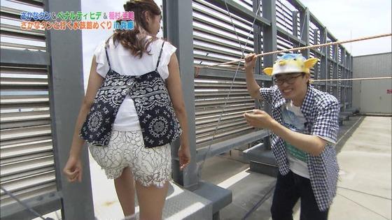 稲村亜美 ドラGO!のバスタオル入浴姿キャプ 画像30枚 10