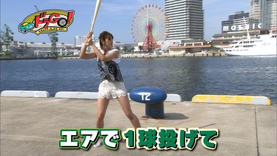 稲村亜美 ドラGO!のバスタオル入浴姿キャプ 画像30枚 3