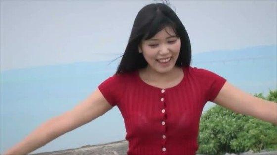 篠原冴美 Secret Lover2のGカップ爆乳ハミ乳&食い込みキャプ 画像25枚 2
