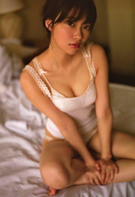 指原莉乃 ananセックス特集の手ブラセミヌード 画像22枚 12