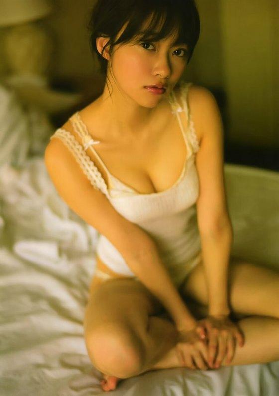 指原莉乃 ananセックス特集の手ブラセミヌード 画像22枚 5
