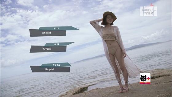 筧美和子 タビフク。の大川藍との巨乳水着姿キャプ 画像30枚 6