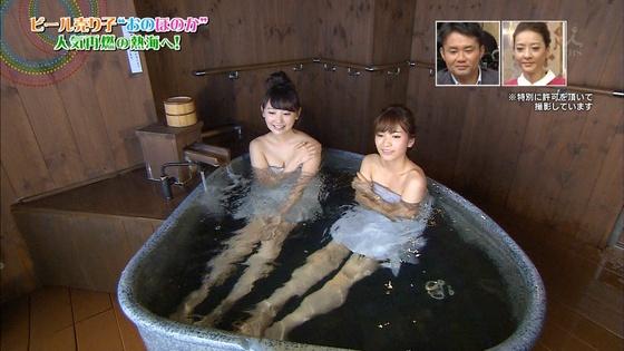 するがほのか サンジャポのバスタオル姿入浴キャプ 画像28枚 12