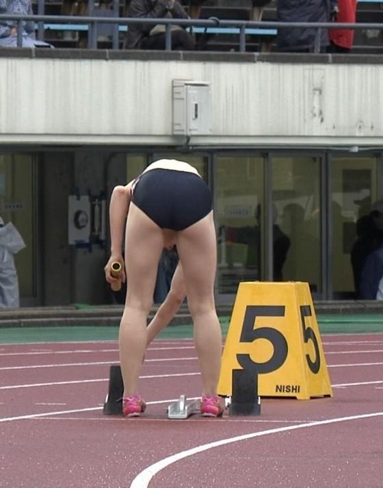女子陸上選手のお尻の食い込みとパンティライン 画像35枚 26
