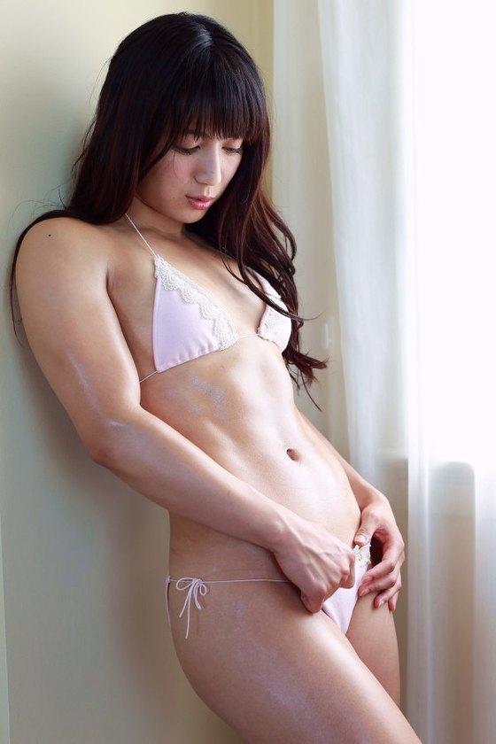 才木玲佳 DVDマッスルエンジェルの水着姿筋肉キャプ 画像65枚 1