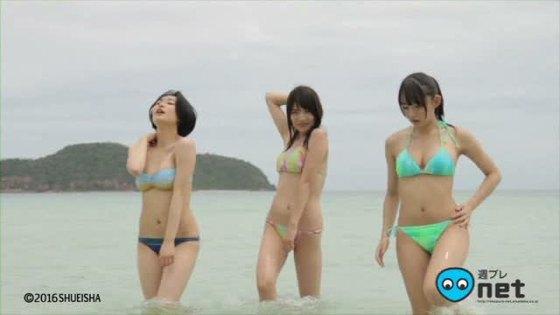 浅川梨奈 月刊ヤンマガの水着姿Eカップ谷間最新グラビア 画像33枚 31