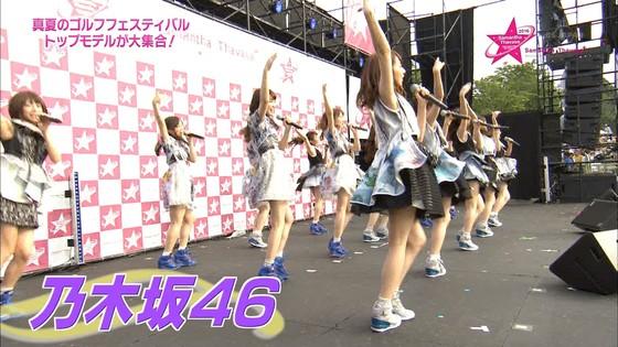 乃木坂46 野外ライブのノースリーブ全開腋キャプ 画像19枚 2