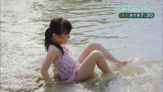 ビーチの水着姿ギャルが映ったテレビ番組キャプ 画像32枚 23