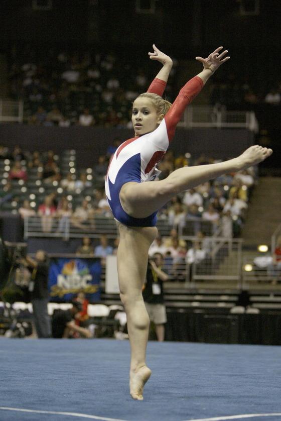 女子体操選手の股間の食い込みが気になるお宝ショット 画像35枚 11