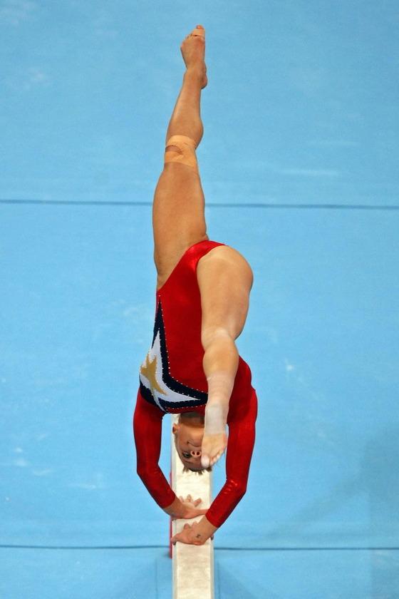女子体操選手の股間の食い込みが気になるお宝ショット 画像35枚 17