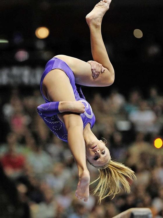 女子体操選手の股間の食い込みが気になるお宝ショット 画像35枚 18