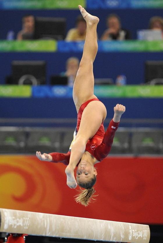 女子体操選手の股間の食い込みが気になるお宝ショット 画像35枚 19