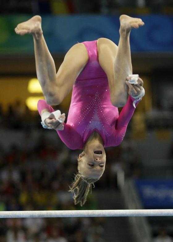 女子体操選手の股間の食い込みが気になるお宝ショット 画像35枚 21