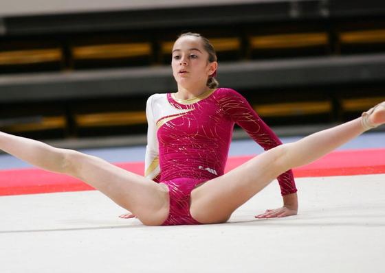 女子体操選手の股間の食い込みが気になるお宝ショット 画像35枚 22