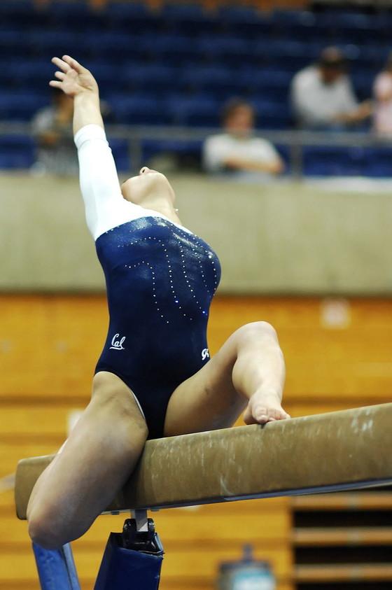 女子体操選手の股間の食い込みが気になるお宝ショット 画像35枚 23