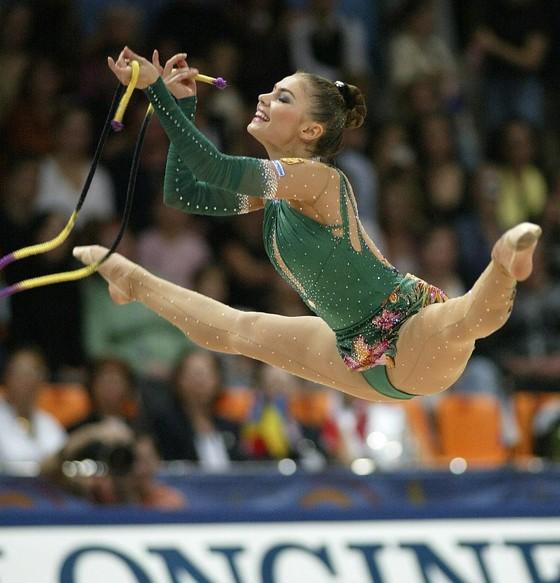 女子体操選手の股間の食い込みが気になるお宝ショット 画像35枚 24