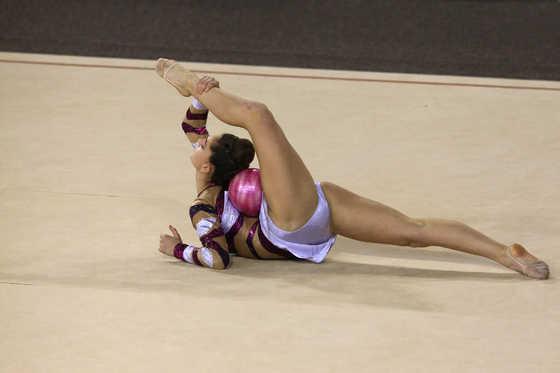 女子体操選手の股間の食い込みが気になるお宝ショット 画像35枚 25