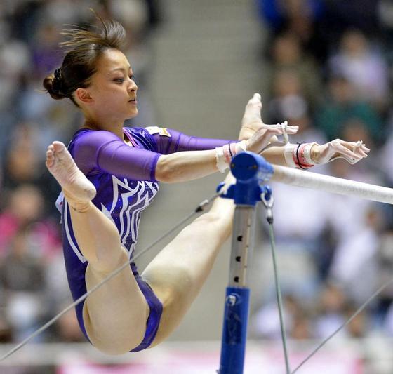 女子体操選手の股間の食い込みが気になるお宝ショット 画像35枚 28