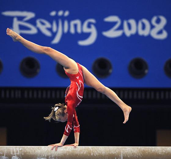 女子体操選手の股間の食い込みが気になるお宝ショット 画像35枚 29