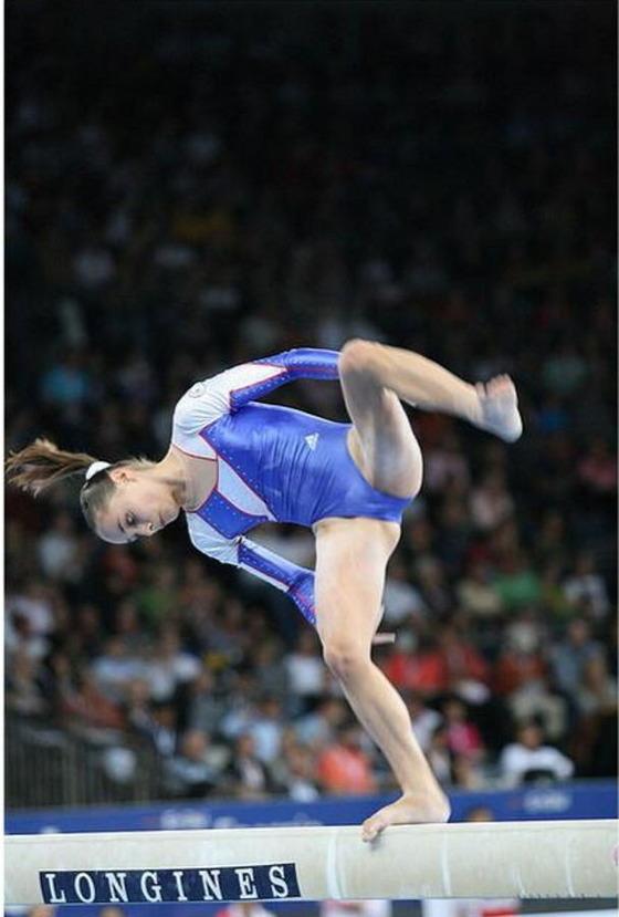 女子体操選手の股間の食い込みが気になるお宝ショット 画像35枚 30