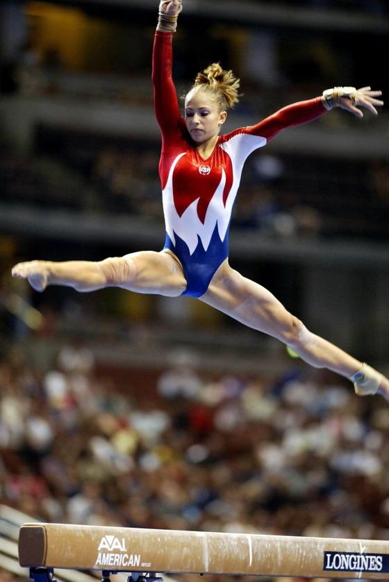 女子体操選手の股間の食い込みが気になるお宝ショット 画像35枚 32