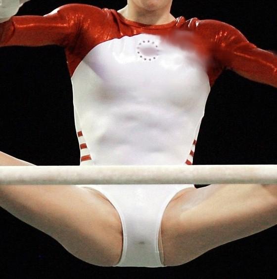 女子体操選手の股間の食い込みが気になるお宝ショット 画像35枚 4