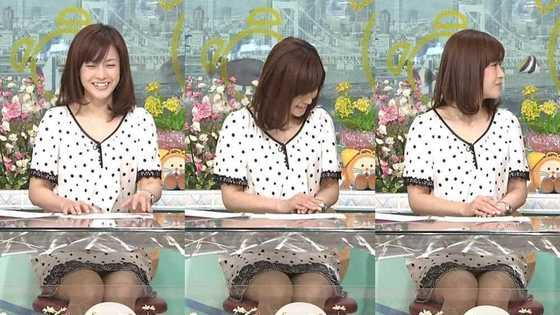 女子アナやお天気お姉さんのお宝パンチラキャプ 画像40枚 21