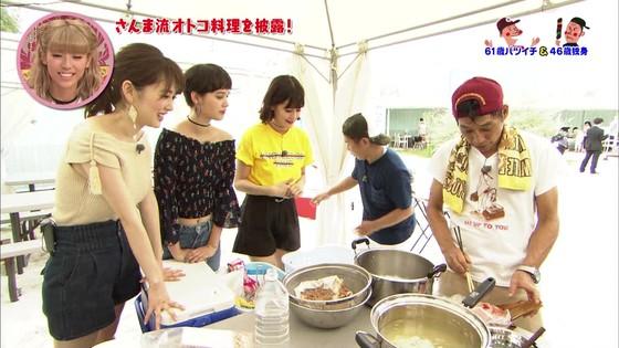泉里香 さんま岡村祭りのGカップ着衣巨乳キャプ 画像27枚 12