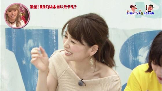 泉里香 さんま岡村祭りのGカップ着衣巨乳キャプ 画像27枚 17