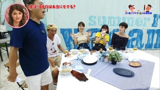 泉里香 さんま岡村祭りのGカップ着衣巨乳キャプ 画像27枚 21