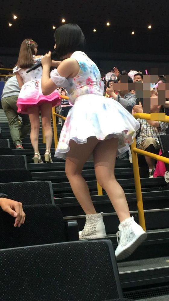 AKB48 感謝祭で至近距離から撮られた太ももショット 画像27枚 10
